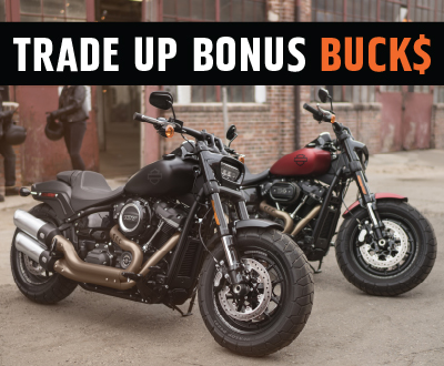 Trade Up Bonus Buck$
