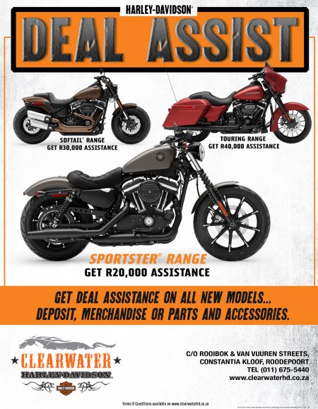 DEAL ASSIST - Clearwater Harley-Davidson