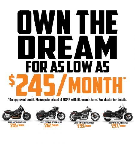 What Does a New Harley® Cost?