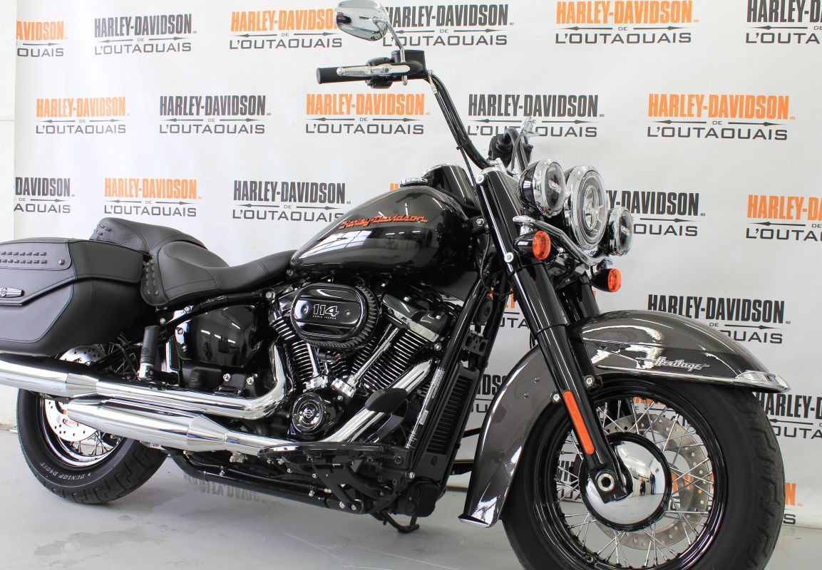 2019 Softail® Heritage Classic 114