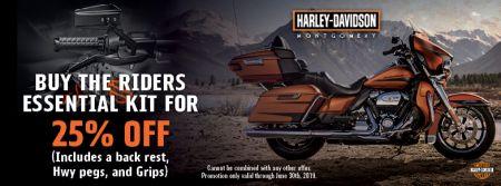 Riders Essential Kit 25% Off