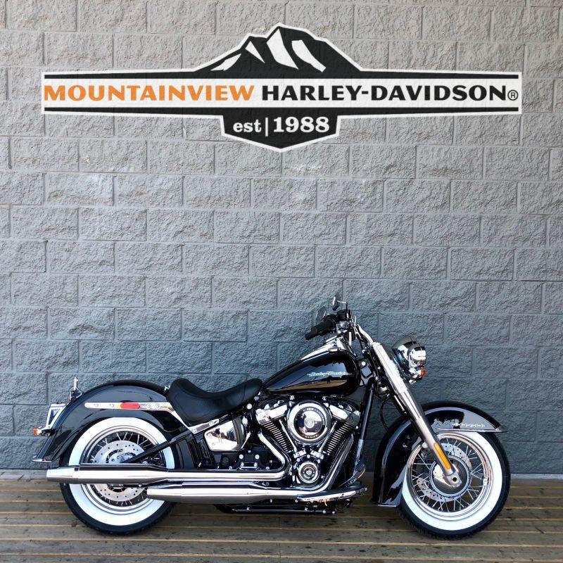 2019 Harley-Davidson FLDE - Softail Deluxe