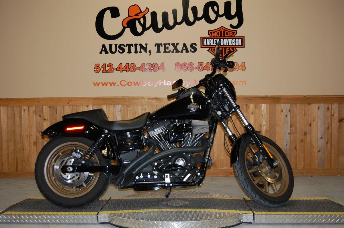 2017 Harley-Davidson FXDLS Dyna Low Rider S-series