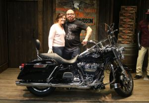 Jose and Michelles new Road KIng!