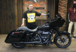 Juans new Road Glide Special!