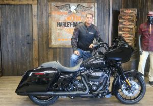 Toms new Road Glide Special!