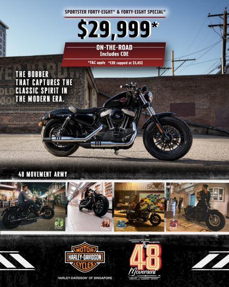 41513f6a0 Forty-Eight & Forty-Eight Special | $29,999* incl. COE