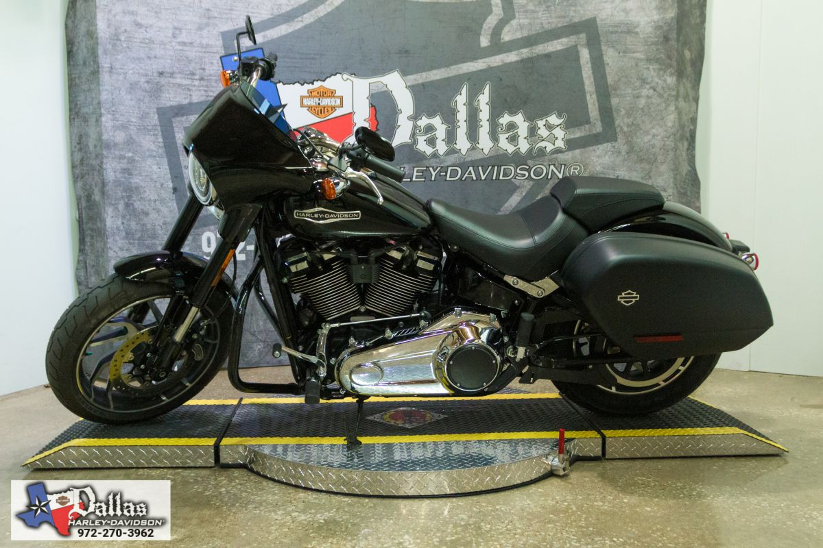 USED 2018 Harley Davidson FLSB - Softail Sport Glide<sup>™</sup>
