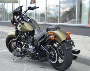 Softail Slim S Harley-Davidson 2016