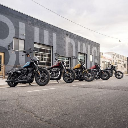 0.99% APR FOR 60 MONTHS & $0 DOWN ON NEW 2019 SOFTAIL®, SPORT® AND STREET® MODELS +