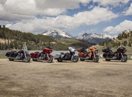 0.99% APR FOR 60 MONTHS & $0 DOWN ON NEW 2019 TOURING, TRIKE AND CVO™ MODELS + $1000 TRADE CREDIT