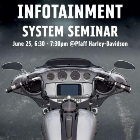Infotainment System Seminar