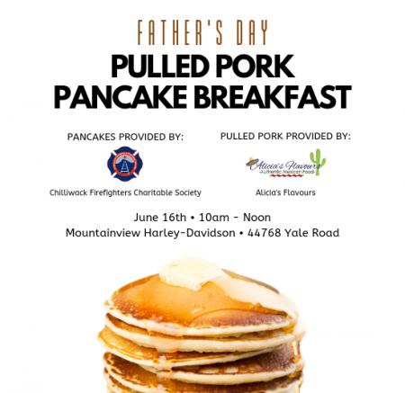 Fathers Day Pancake Breakfast