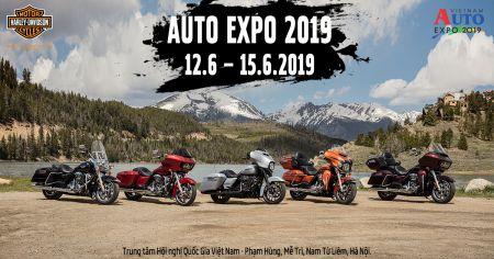 Harley-Davidson sẽ có mặt tại Auto Expo 2019