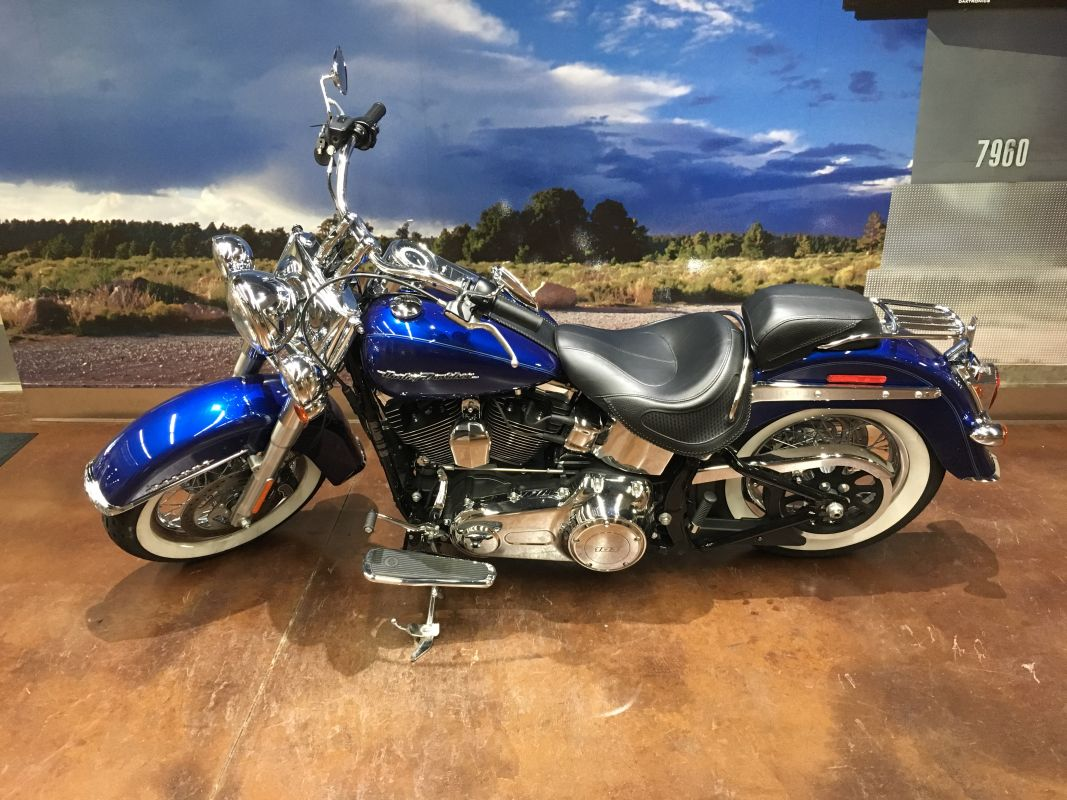 2017 HD Softail Deluxe