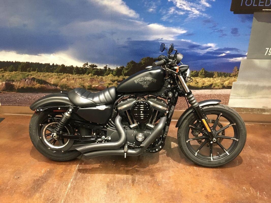 2016 HD Sportster XL 883 Iron