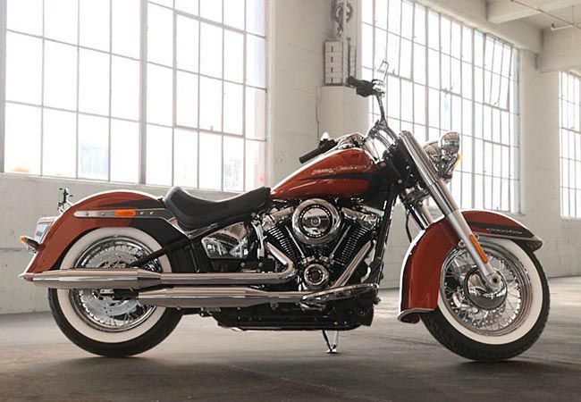 2019 Softail® Deluxe