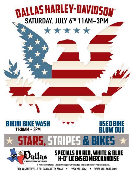 Stars, Stripes & Bikes