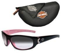 Harley-Davidson® Women's Wiley-X Curve Sunglasses w/ Light Adjusting Grey Lenses.