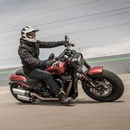 GET ON A 2019 FAT BOB® MOTORCYCLE WITH PAYMENTS AS LOW AS $245/MONTH*