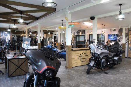 15 июня День открытых дверей в Harley-Davidson Казань