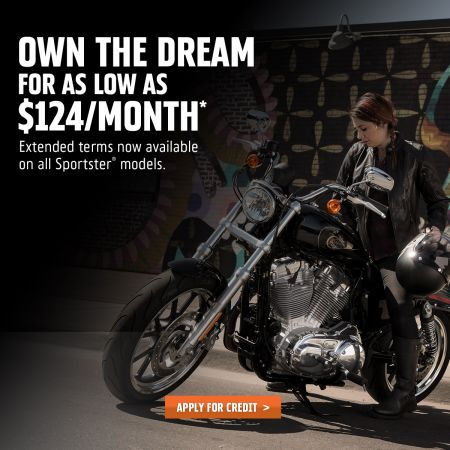 Own the Dream for as Low as $124/Month!