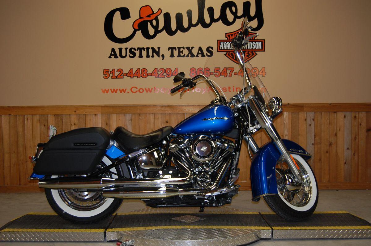 2018 Harley-Davidson® FLDE - Softail® Deluxe