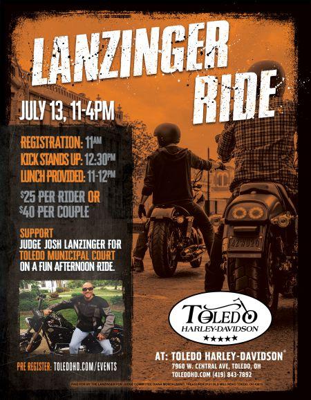 Lanzinger Ride