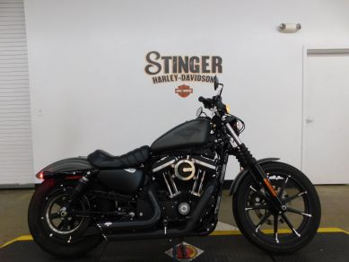 2018 HARLEY-DAVIDSON XL883N - Sportster Iron 883<sup>™</sup>