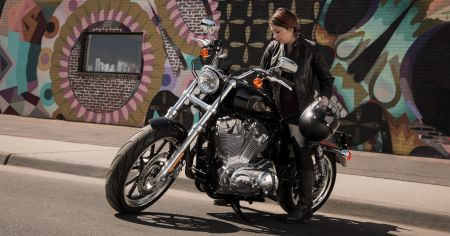 Extended Terms Available on All Sportster® Motorcycles