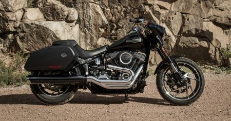 2019 Softail Finance Offer