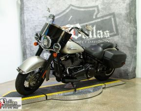 2018 HARLEY-DAVIDSON FLHC - Softail Heritage Classic