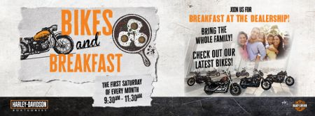 Bikes and Breakfast