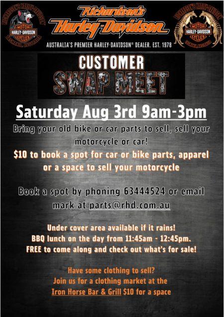 Car & Bike Swap Meet