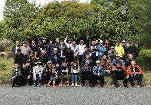 2019年6月16日(日) ハーレーツーリング・広島 竹原お好み焼きツーリング