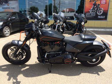 Harley-Davidson FXDR тестовый