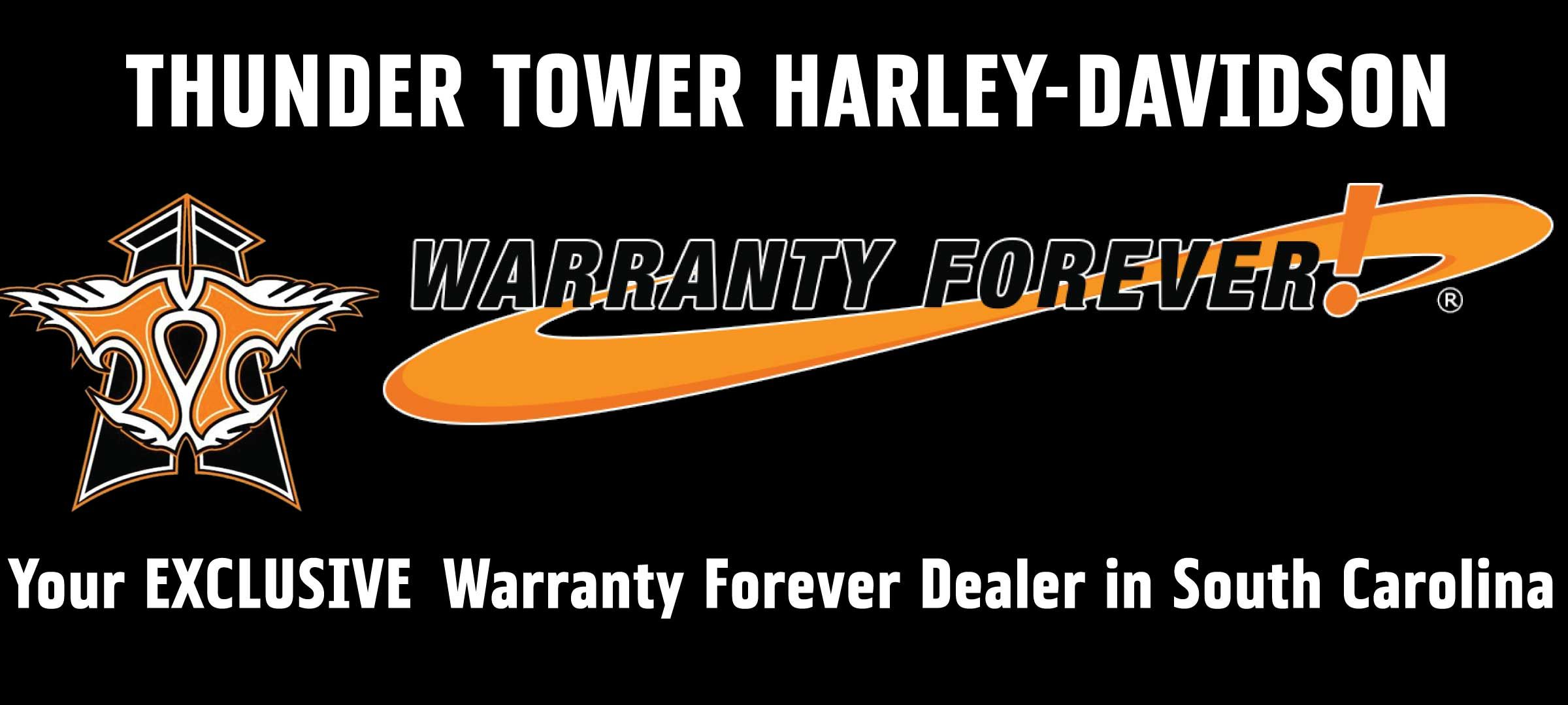 Thunder Tower Harley-Davidson®