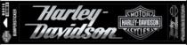 Bumpersticker, Harley-Davidson