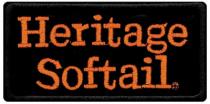 Emblem, Heritage Softail, SM