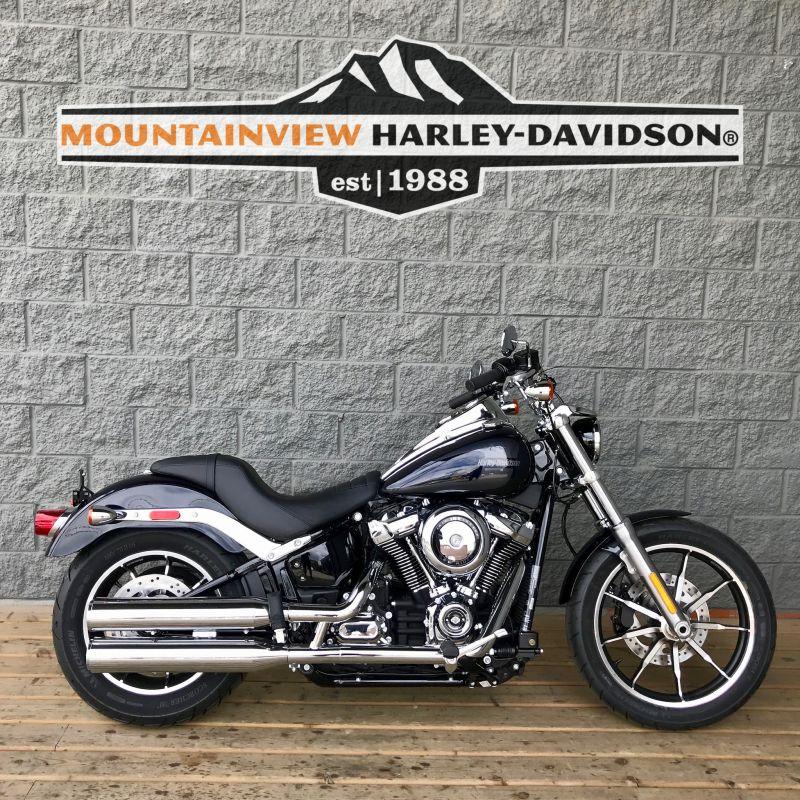 2019 Harley-Davicdson FXLR - Softail Low Rider