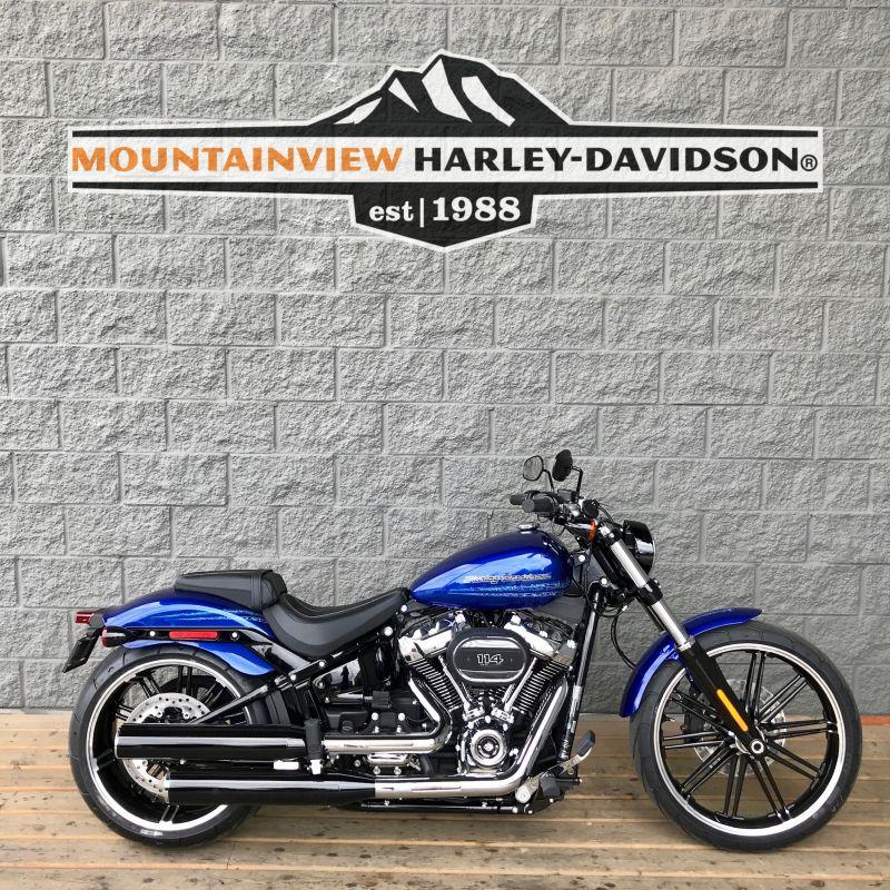 2019 Harley-Davidson FXBRS - Breakout 114