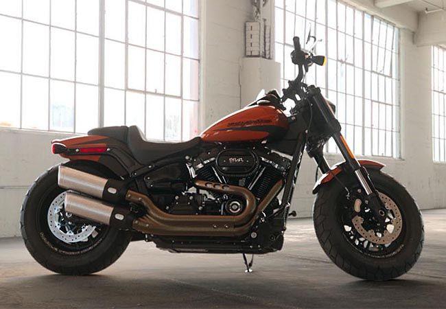 2019 Harley-Davidson FXFBS - Fat Bob 114