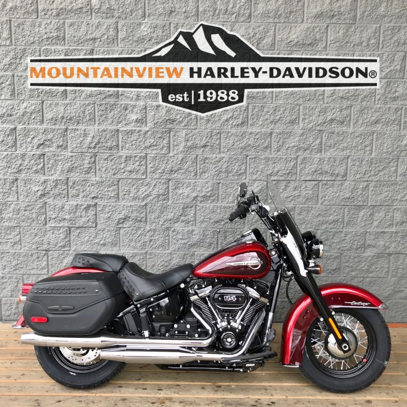2019 Harley-Davidson FLHCS - Heritage Classic 114