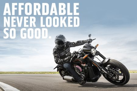 Harley-Davidson® Low Rate Finance Offer