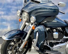 Touring® Ultra Limited® Harley-Davidson (2016)