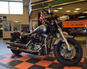 2017 Harley-Davidson Softail Slim FLS