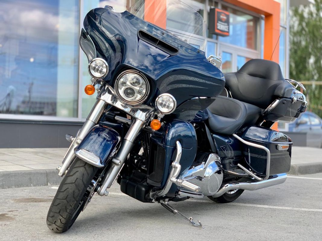 Touring® Ultra Limited® Harley-Davidson (2016)