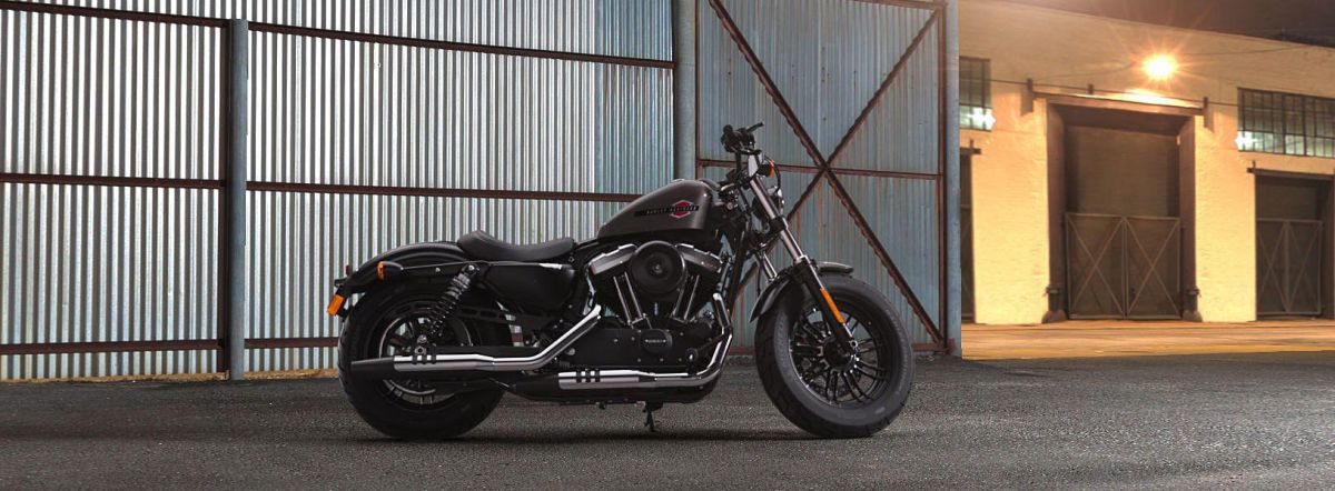 2019 Harley-Davidson XL1200X Forty-Eight<sup>®</sup>