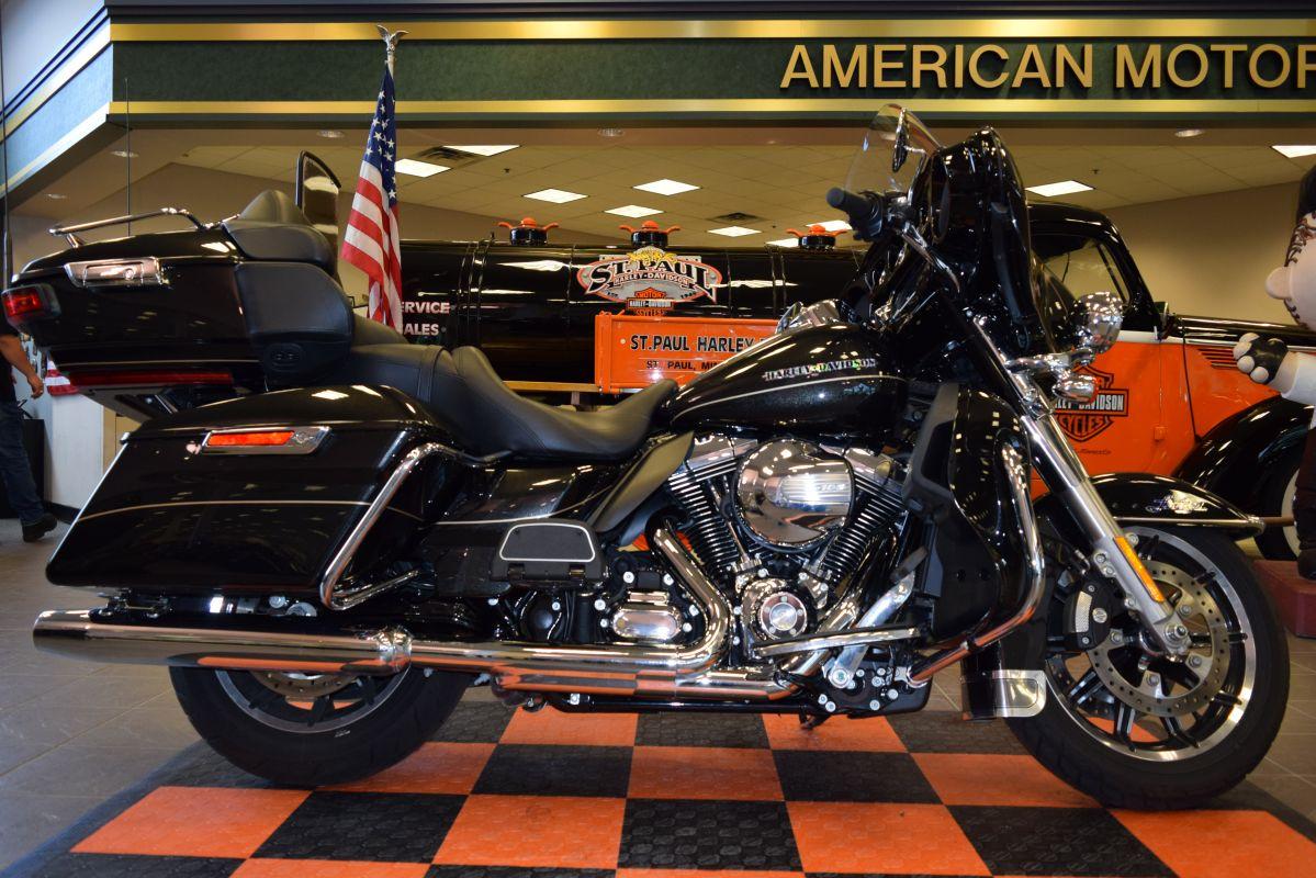 2016 Harley-Davidson Ultra Limited FLHTK