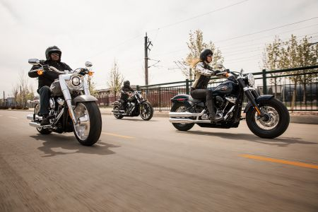 Sykes Harley Davidson Experience Day